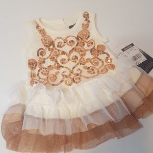 ☆☆3 for $21nwt  kensie sparkly tutu dress